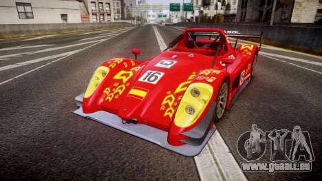 Radical SR8 RX 2011 [16] für GTA 4
