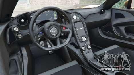 GTA 5 McLaren P1 2014 vorne rechts Seitenansicht