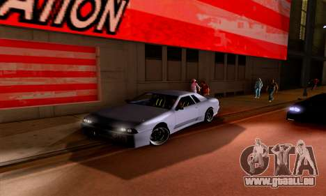 Realistic ENB for Medium PC für GTA San Andreas her Screenshot