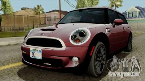 Mini Cooper Batik PaintJob für GTA San Andreas