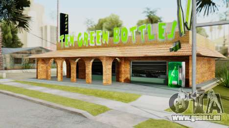 New Bar pour GTA San Andreas