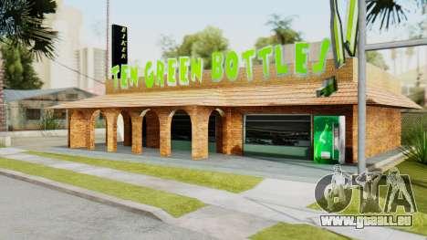 New Bar für GTA San Andreas