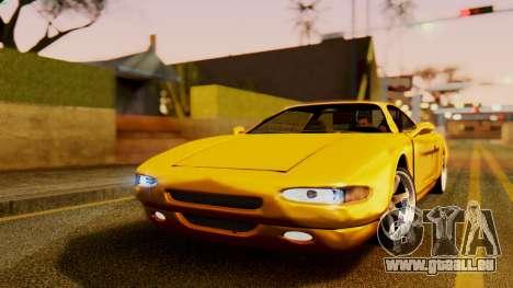 HD Infernus für GTA San Andreas