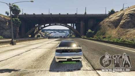 GTA 5 Piège mortel sur l'autoroute deuxième capture d'écran