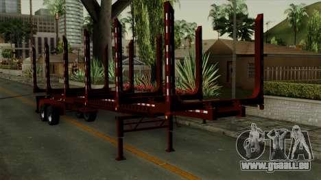 Trailer Log v1 für GTA San Andreas