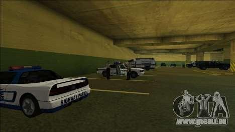 DLC Big Cop and All Previous DLC pour GTA San Andreas septième écran