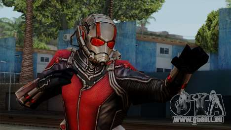 Ant-Man Red für GTA San Andreas