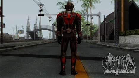 Ant-Man für GTA San Andreas dritten Screenshot
