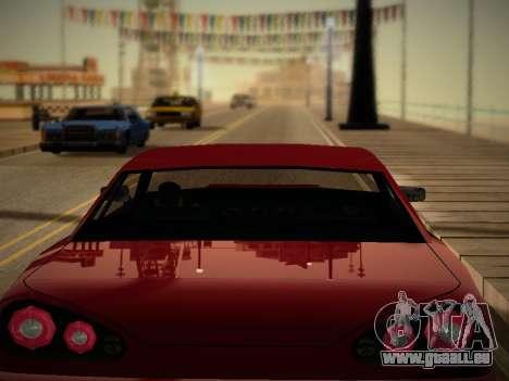 Iceh ENB pour GTA San Andreas quatrième écran