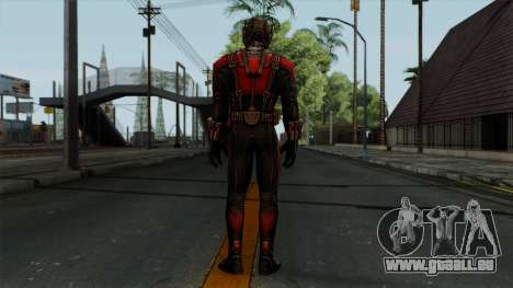 Ant-Man Red für GTA San Andreas dritten Screenshot