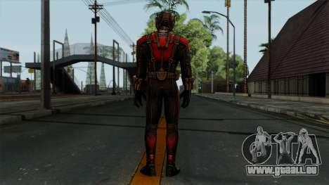 Ant-Man Red für GTA San Andreas dritten Screenshot