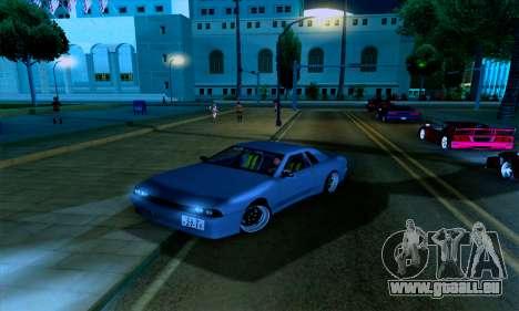 Realistic ENB for Medium PC pour GTA San Andreas troisième écran