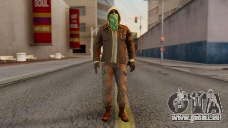 [BF Hardline] Gang Operator für GTA San Andreas zweiten Screenshot