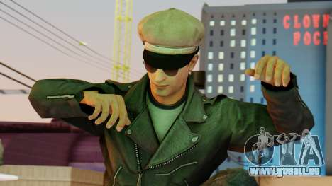 Vito Gresser v2 pour GTA San Andreas