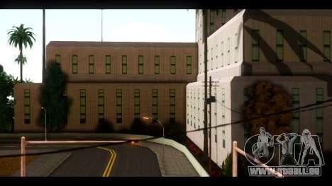 Krankenhaus-und skate-Park für GTA San Andreas dritten Screenshot