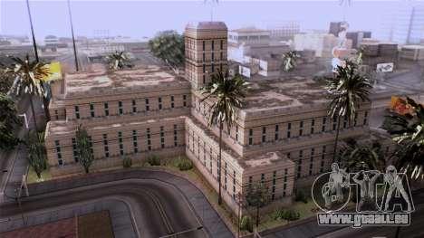 HQ LS Hospital Mipmap 16x pour GTA San Andreas