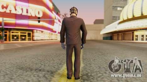 [PayDay2] Wolf für GTA San Andreas dritten Screenshot