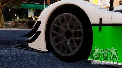 Radical SR8 RX 2011 pour GTA 4 est un droit