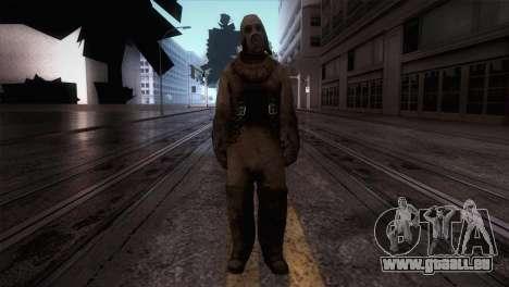 Order Soldier4 from Silent Hill für GTA San Andreas zweiten Screenshot
