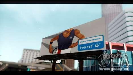 Krankenhaus-und skate-Park für GTA San Andreas siebten Screenshot
