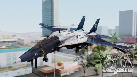 F-14A 213 Koninklijke Marine für GTA San Andreas