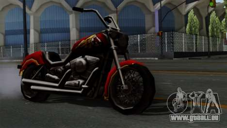 Freeway Avenger pour GTA San Andreas