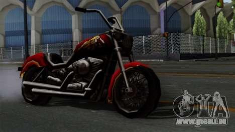 Freeway Avenger für GTA San Andreas