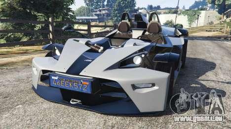KTM X-Bow [Beta2] pour GTA 5