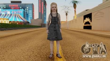 [SH2] Laura Child für GTA San Andreas zweiten Screenshot