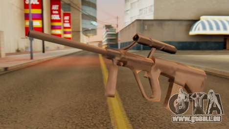 Steyr AUG from GTA VC Beta pour GTA San Andreas