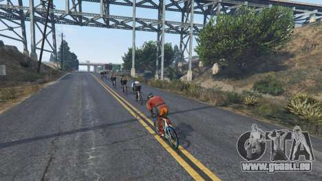 Downhill Racing pour GTA 5