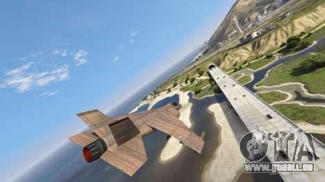 GTA 5 Holz-Hydra dritten Screenshot