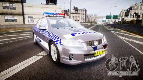 Holden VE Commodore SS Highway Patrol [ELS] pour GTA 4