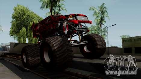 The Seventy Monster v2 pour GTA San Andreas