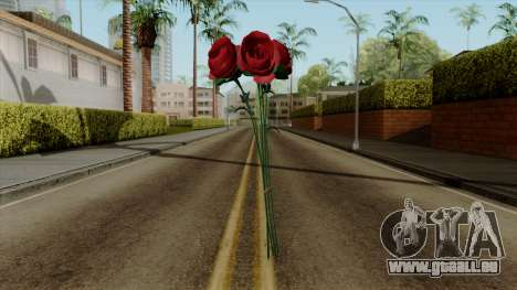 Original HD Flowers für GTA San Andreas