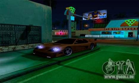 Realistic ENB for Medium PC pour GTA San Andreas deuxième écran