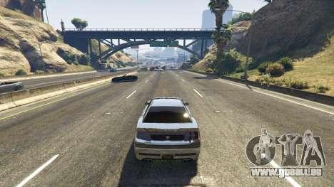 GTA 5 Piège mortel sur l'autoroute troisième capture d'écran