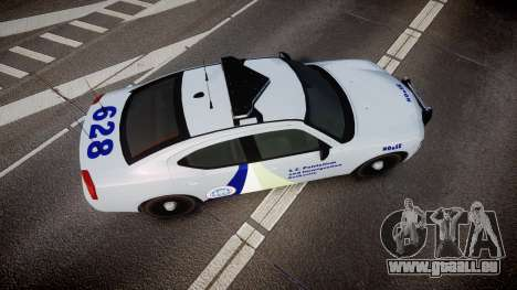 Dodge Charger NOOSE [ELS] für GTA 4 rechte Ansicht