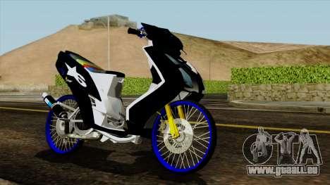 Mio Drag pour GTA San Andreas