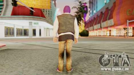 [GTA5] Ballas Member pour GTA San Andreas troisième écran