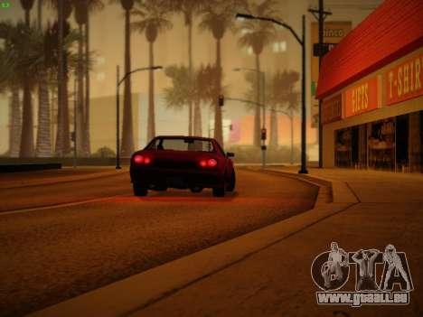 Iceh ENB pour GTA San Andreas deuxième écran