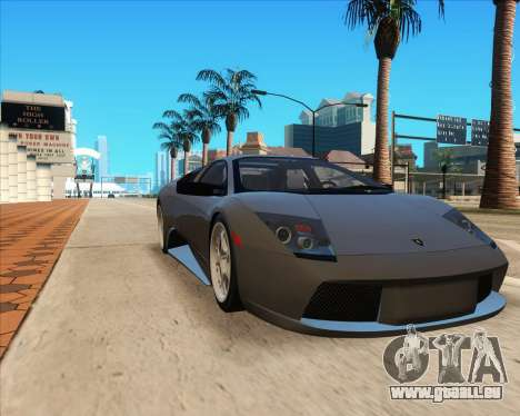 Andromax ENB für GTA San Andreas
