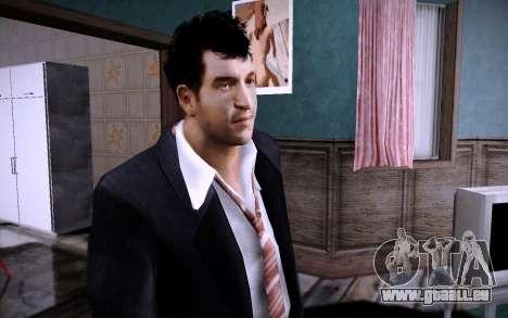 Joe Drunk pour GTA San Andreas deuxième écran