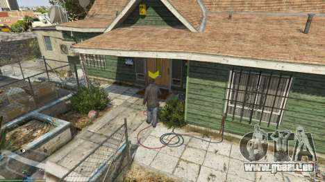 GTA 5 Story Mode Heists [.NET] 0.1.4 cinquième capture d'écran