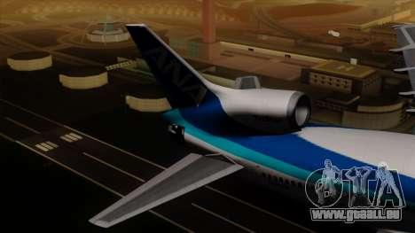 Lockheed L-1011 TriStar All Nippon Airways pour GTA San Andreas sur la vue arrière gauche