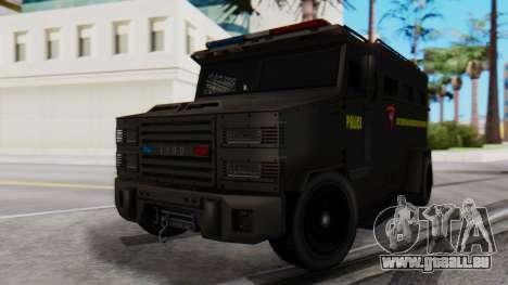 GTA 5 Enforcer Indonesian Police Type 2 für GTA San Andreas