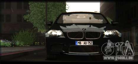 Jungles ENB v 2.5 für GTA San Andreas dritten Screenshot