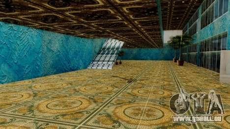 Le Wang Voitures Showroom pour GTA San Andreas cinquième écran