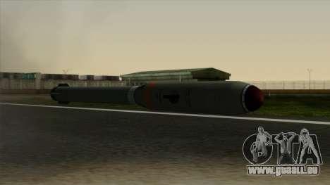 Homing Missile pour GTA San Andreas deuxième écran