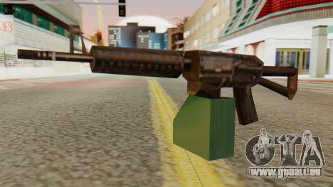 Ares Shrike SA Style pour GTA San Andreas